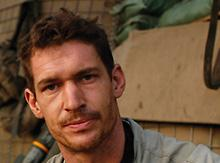 Tim Hetherington (1970. december 5. – 2011. április 20.)